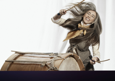 Evelyn Glennie Booking in Spain