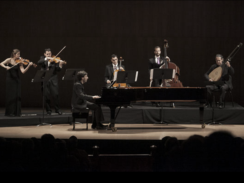 Galdos Ensemble</br></br><center> <h6>Booking Mundial</h6></center>