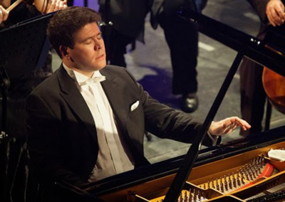 London Philharmonic Orchestra & Denis Matsuev 32 FIMC January 2016