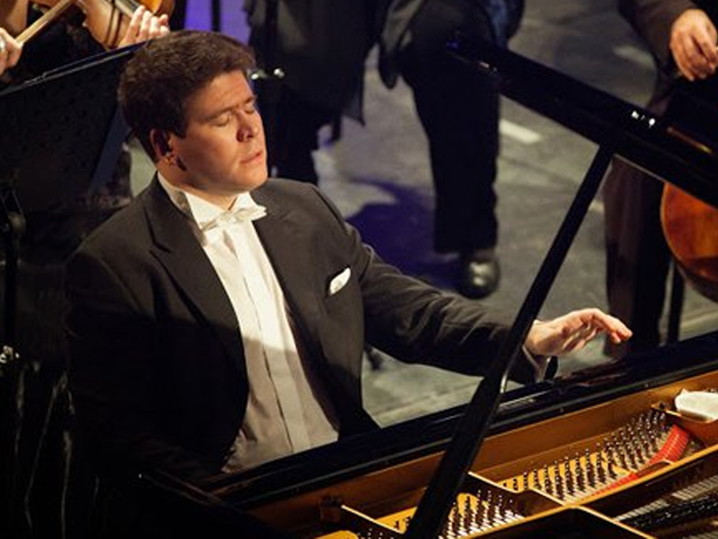 London Philharmonic Orchestra & </br>Denis Matsuev 32 FIMC</br></br><center> <h6>January 2016</h6></center>