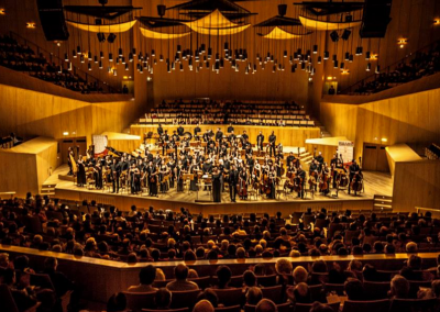 The World Orchestra Booking in Spain