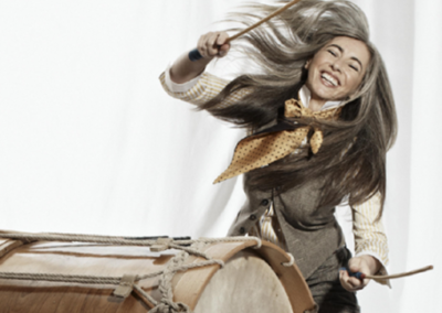 Evelyn Glennie Booking en España