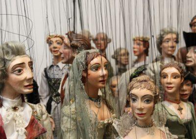 Salzburg Marionetten Theater Tour 2018