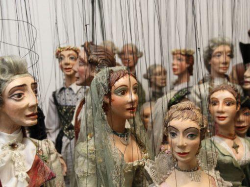 Salzburg Marionetten Theater</br></br><center> <h6>Tour 2018</h6></center>