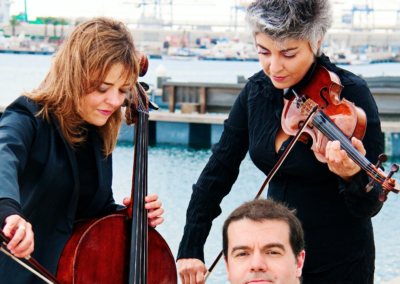 Brouwer Trio Booking en España