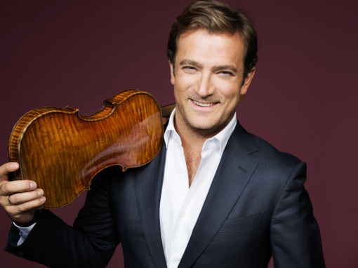 Festival Strings Lucerne & Renaud Capuçon </br></br><center> <h6>Booking in Spain</h6></center>