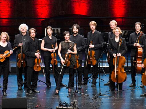 Orquesta de Cámara de Stuttgart</br></br><center> <h6>Enero 2021</h6></center>