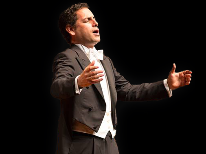 London Philharmonic Orchestra & Juan Diego Flórez 32 FIMC</br></br><center> <h6>January 2016</h6></center>