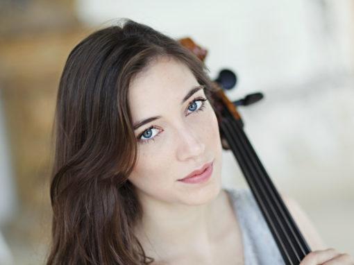 Korean Symphony Orchestra Camille Thomas & Bomsori Kim</br></br><center> <h6>October 2020</h6></center>